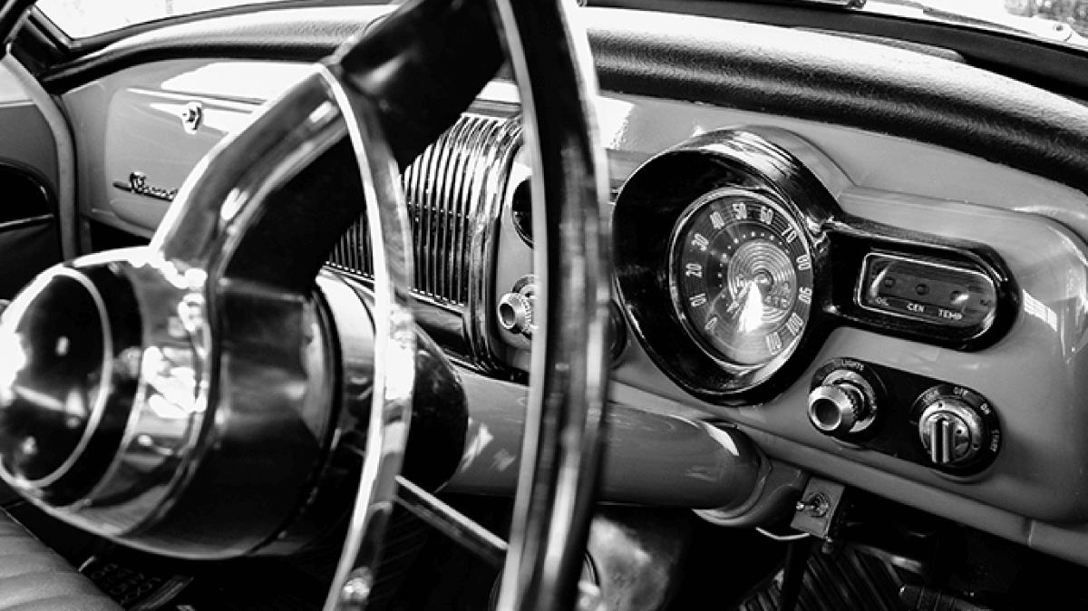 Uma breve história do automóvel